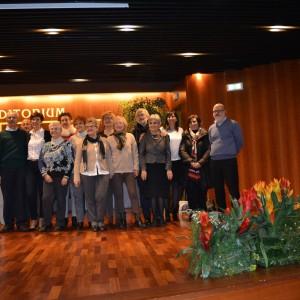 "serata musicale ""auditorium""  Ghedi (Brescia)  20 dicembre 2015  ore 17"