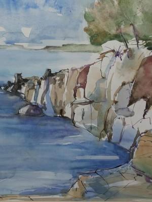 """Mostra collettiva di pittura """"tema libero"""" dal 26-9 al 4-10  2015"""