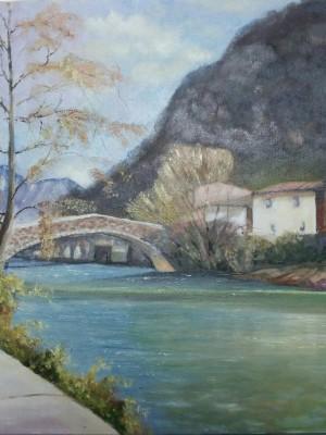 """""""emozioni diverse 2″      Mostra di pittura e scultura  Gianluigi e giuliano Magri"""