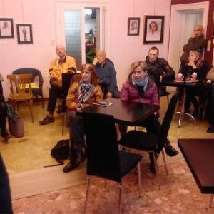 17 marzo 2016 caffè letterario Brescia
