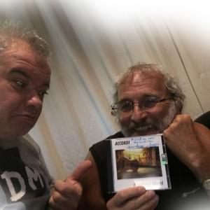"""cd """"ACCORDI"""" con l'arrangiatore Cristian Piccinelli"""