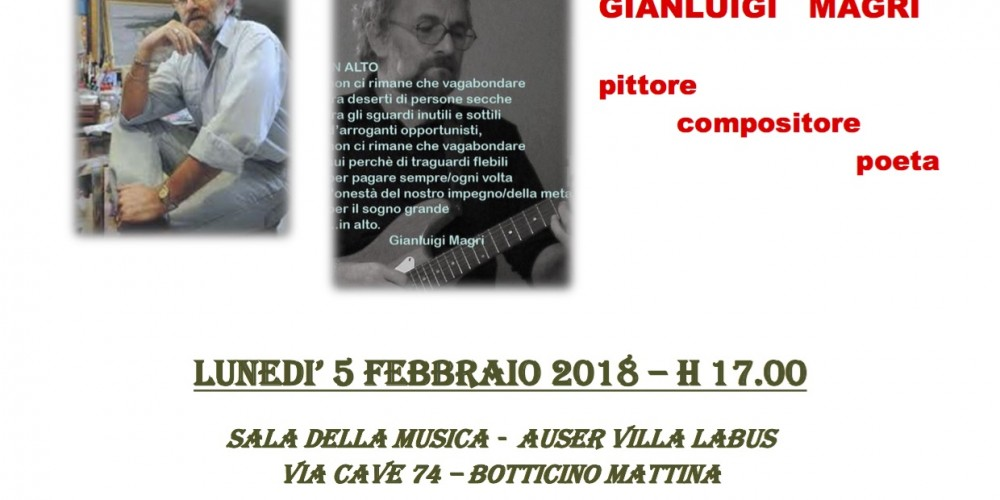 villa Labus- Botticino mattina-5 febbraio 2018 Gianluigi Magri e g.luca Bonzani