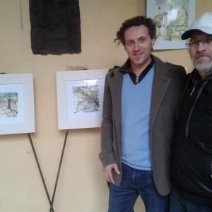 San Gottardo con Emilio Pezzoli
